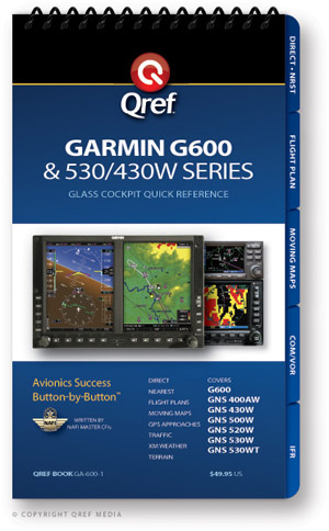 Garmin G600/500 Avionics Procedure Checklist